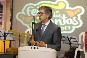 Feira dos Santos cerimónia de abertura oficial 2