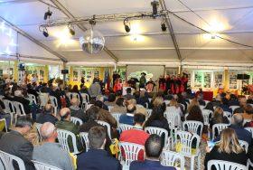 Feira dos Santos cerimónia de abertura oficial 3