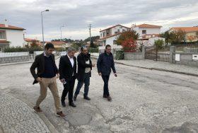 Requalificação do Bairro da Lavoeira e ruas na Mesquitela