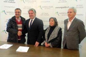Assinatura de Protocolo entre o Centro Qualifica e Câmara Municipal de Mangualde
