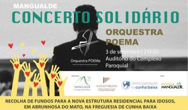 Orquestra Poema em Concerto Solidário