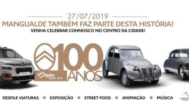 BannerCentenário Citroën