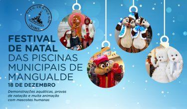 Festival Natal Piscinas