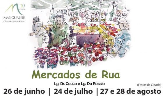 Mercados de Rua